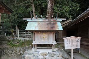 藤波社 多度 神社 三重県